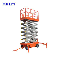 4-18m Widely Use Hydraulic Mobile Electric Scissor Lift