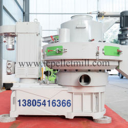 3-3.5T/H de prensa de pellet de madera de alta calidad CE/peletizadora