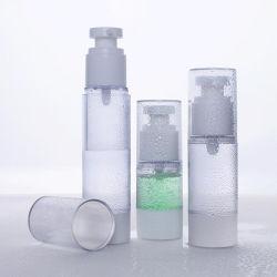 La alta calidad 30ml~120ml Spray de envases de lujo en el frasco de cristal al por mayor de cosmética