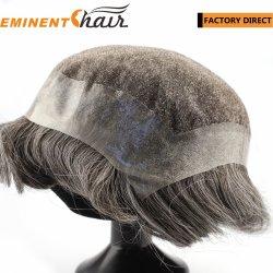 На заводе прямых волос человека изготовленный на заказ<br/> кружева волос базы производства