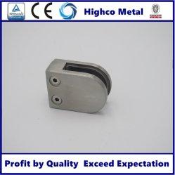 스테인리스 스틸 이중 측면 유리 커넥터 유리 고정 클램프 고품질
