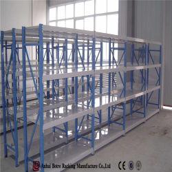 Fio de Metal Longspan ajustável prateleiras de armazenagem em prateleiras