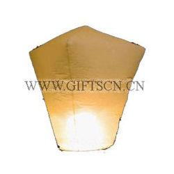 La forme en diamant Sky lanterne souhaite (SL01)