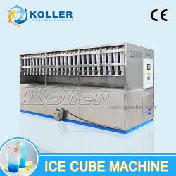 Koller PLCの情報処理機能をもったコントローラ氷6トンの立方体の