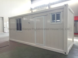 移動可能な別荘の移動式モジュールのホームプレハブの容器の家