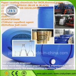 Revestimiento de papel térmico químicos: Bon, ODB-2, látex, Cvl
