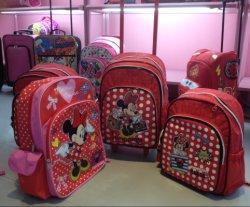 Подростковой школы тележка рюкзак для детей (FWSB100055)
