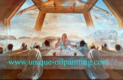 La dernière Cène de l'huile La peinture de Dali