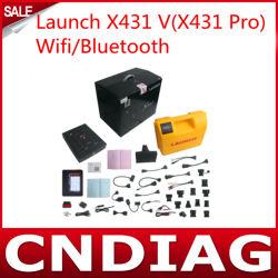 Диагностический компьютер запустить X431 V PRO WiFi/Bluetooth планшетный ПК диагностики