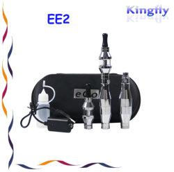 طقم بادئ E2 موديل E-Cigarette من 700 إلى 1000 نفخة، سائل E-Cigar/E-Liquid للبيع الساخن