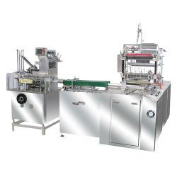Caixa automática de cosméticos fabricantes (cartonning máquina para garrafas)