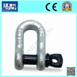 Drop Forged Carbon Steel Italy Type Shackle