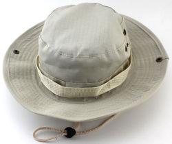 클래식 도매 코튼 폴리에스테르 립스탑 하이킹 산 낚시 버켓 모자 Bonnie 모자