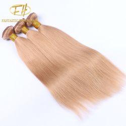 Virgin brasiliano/indiano superiore/capelli umani di Remy con diritto serico