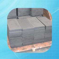 Haute densité 1,91 g de la plaque de graphite pour électrode EDM