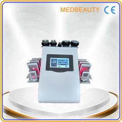 Bester verkaufenprodukte Lipo Hohlraumbildung-Gewicht-Verlust HFantiCellulite, der Maschine abnimmt