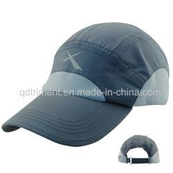 Custom для использования вне помещений мягкая ткань из микроволокна сетчатый материал Sport Red Hat (TMR0700)