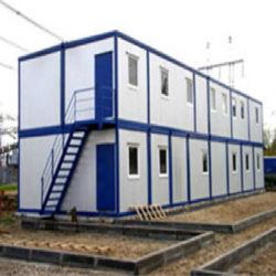 Prefabricados modulares de oficina con la certificación CE