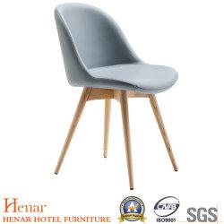 Mode couleur bonbons siège chaise en bois pour la salle de séjour et salle à manger