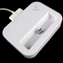 Para el iPhone 5 Cargador Dock, Dock Cargador para iPhone5, Base Dock (AB-002).