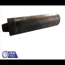 Sinterizada carboneto de silício grafite do tubo de grafite de molde a grafite Haste do eletrodo de solda