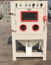 Автоматическая машина Sandblast барабана для пакетной обработки небольших деталей