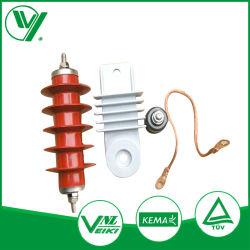 電気機器は30kv 33kvの合成の酸化亜鉛のサージの防止装置を供給する