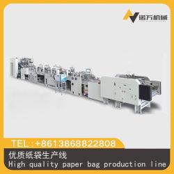 Entièrement automatique machine sacs papier de haute qualité de ligne de production