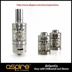 Fazem fé aspirar Atlantis Hollowed Substituição do tubo do tanque Hollowed-fora do tanque do conjunto da luva para 2ml aspirar Atlantis e transporte gratuito de Cigarros