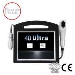 2 in 1 4D Facelift Vmax Hifu Schönheits-Maschine