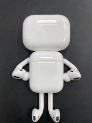 De nieuwe Originele Draadloze Oortelefoon Bluetooth van het 1:1 voor Appel Airpod met Draadloze het Laden Lucht 2 van de Tweede Generatie van het Geval