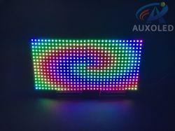 DC5V RGB flexibles Anzeigetafel-Streifen-Licht-Farbband des Pixel-LED für das Bekanntmachen des Schildes