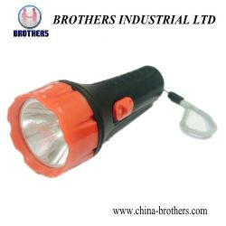Plastic Torch with Good Quality