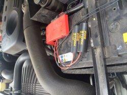Tormenta de potencia potenciador Booster-Power bobina de encendido y de ahorro de combustible Gasolina coche