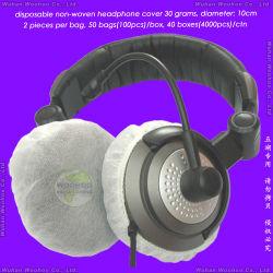 Одноразовые санитарные Dust-Proof/SMS/Пыленепроницаемость/полипропилена нетканого материала PP Anti-Dust крышку чашки наушников