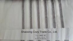 새로운 프로젝트 스트라이프 오가자(Project Stripe Organza) 순전히 커튼 패브릭 008228