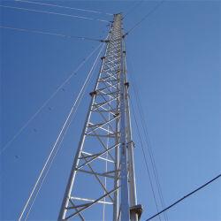الاتصالات السلكية واللاسلكية مجلفنة من شبكات الصلب الطوبولية هوائي البث اللاسلكي واي فاي راديو ميكروويف برج الاتصالات