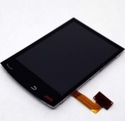 Écran LCD pour Blackberry 9550 l'écran LCD de remplacement
