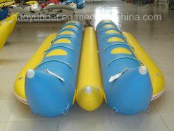 Vente bateau banane gonflable 10 personnes Bateau Bateau flottant ou d'Hypalon tube en PVC