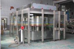 Imbottigliatrice di riempimento pura minerale automatica piena dell'acqua potabile