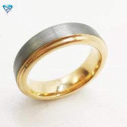 Горячая продажа Custom женщин из карбида вольфрама свадебные ленты кольца