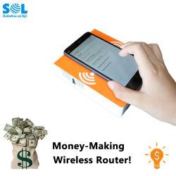 真新しいTLWr885n TLWr740n 150Mbps WiFi 300Mbps N TLWr841nの無線電信のルーター