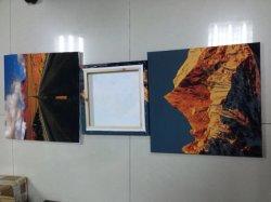 Inyección de tinta a base de agua 280gsm rollos de tela de poliéster 100% Arte lienzo lienzo impresión rollos de papel de Matt