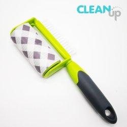 Impresión de alta calidad manejar papel adhesivo pegajoso el rodillo de pelusa de cinta de limpieza.