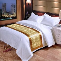Luxe 60s 300tc 100% Cotton Hotel Duvet Cover Bed Cover