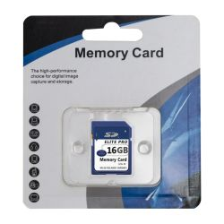 Камера SD OEM 2ГБ 4 ГБ 16ГБ 32ГБ 64ГБ 128 ГБ карты памяти SD запись 40МБ / Прочтите 80МБ
