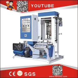 O Plástico filme de LLDPE máquina de sopro Mini-filme extrusora de plástico da máquina
