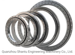 Pièces de châssis porteur de l'excavateur le roulement de pivotement de la Chine prix d'usine