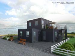 Schönes Haus des Behälter-2020 mit der hohen lastentragenden Kapazität