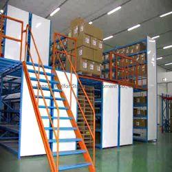 産業倉庫の記憶のための頑丈な金属の多重レベル棚